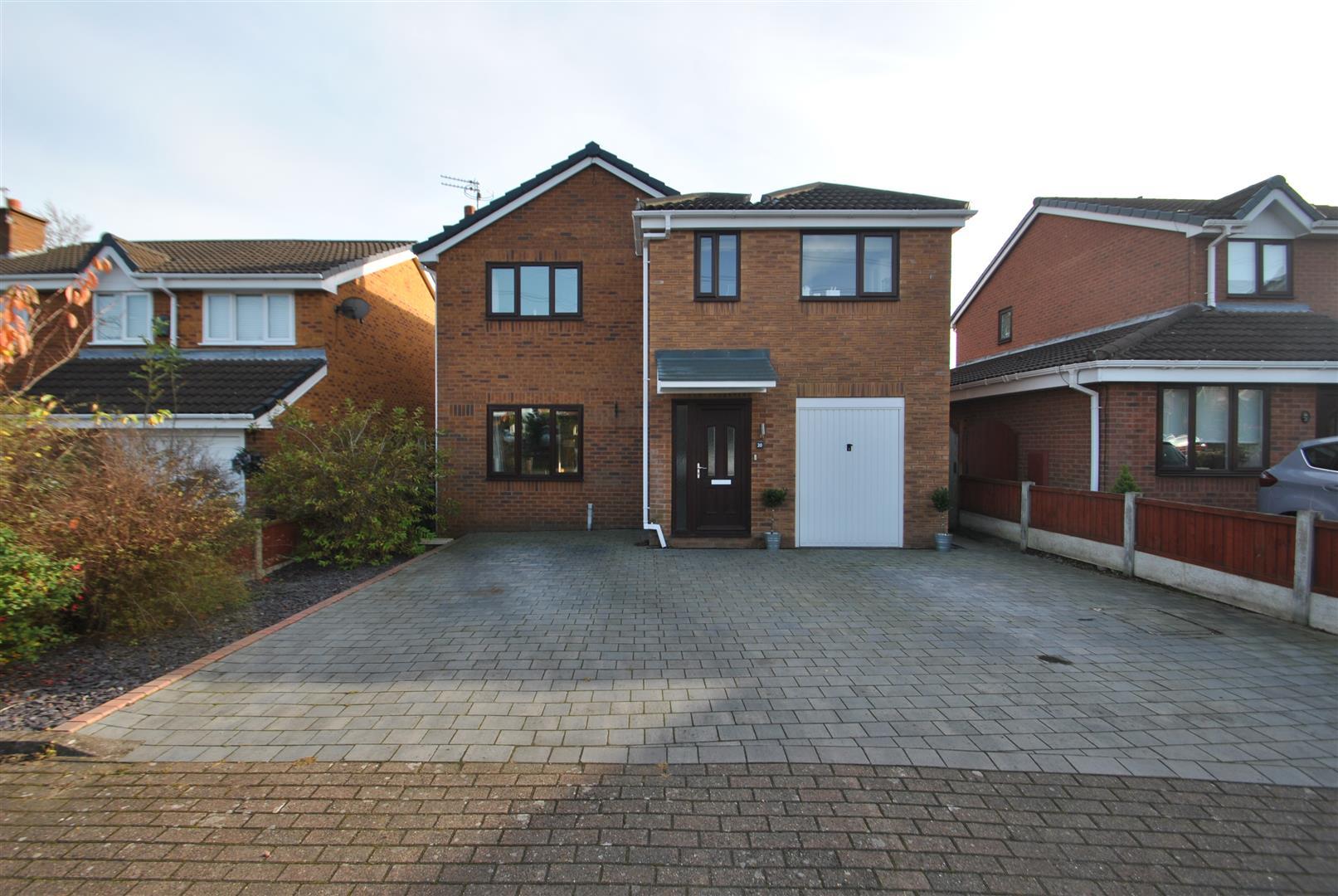 5 Bedrooms Detached House for sale in Warren Croft, NORTON, Runcorn, WA7